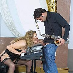 Hardcore pervert.